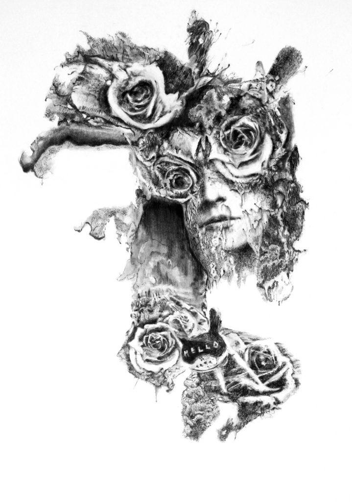 Mark Francis Williams - Flower Head II