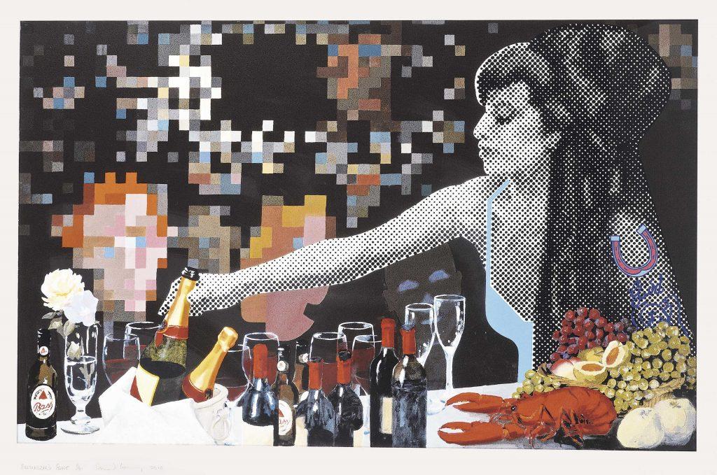 Gerald Laing - Belshazzars Feast