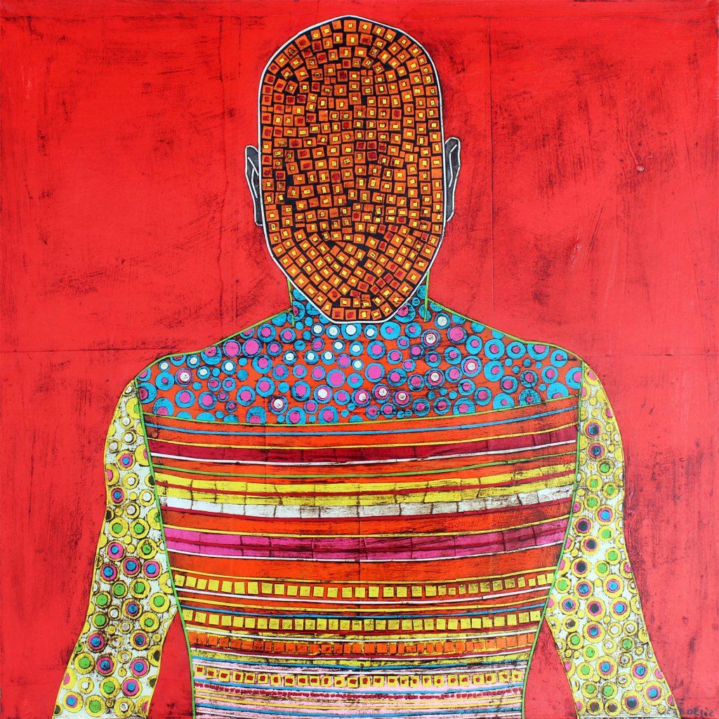 Gustavo_Ortiz - Self Portrait No.32