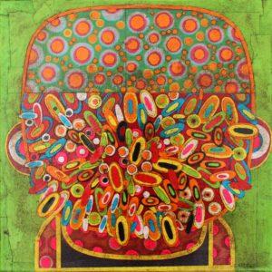 Gustavo Ortiz - Big Head No.8