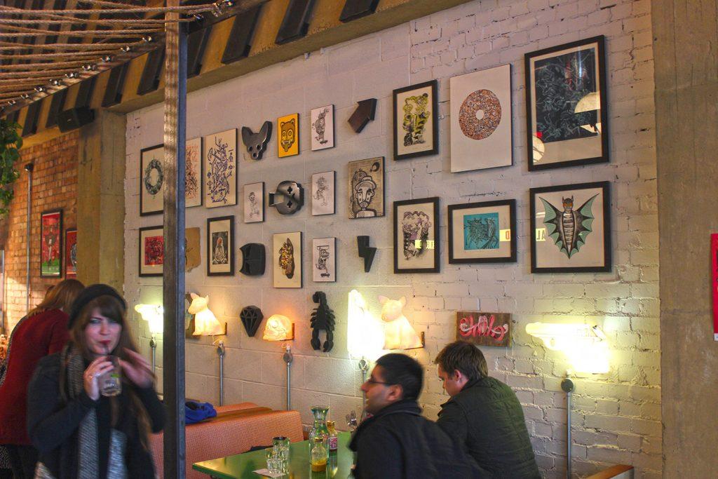 DF Mexico art installation