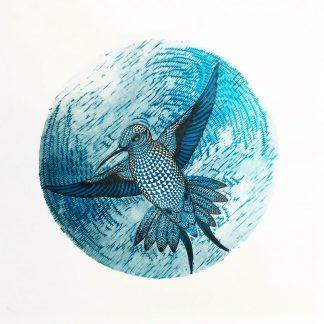 Uriel Marin - Colibrí