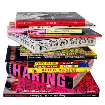 Mark Vessey - Keith Haring