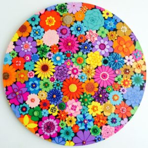 Waleska Nomura - Circle of Flowers