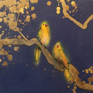 Xenz - Yellow Parrots