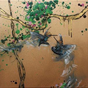 Xenz - Two Hummingbirds