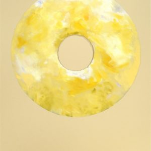jann-haworth-italian-white-peach-and-creme-fraiche-donut