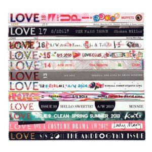 Mark Vessey - LOVE