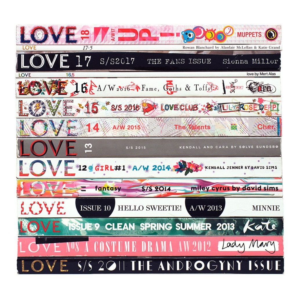 Mark Vessey - LOVE