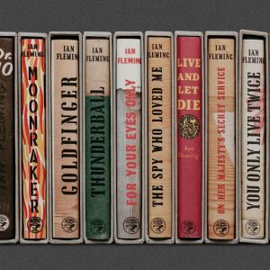Mark Vessey - Bond