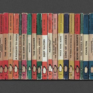 Mark Vessey - Penguin