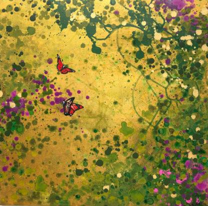 Xenz-Red-Butterflies