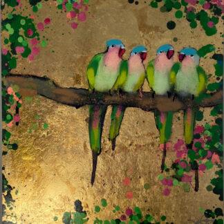 Xenz - Princess Parrots