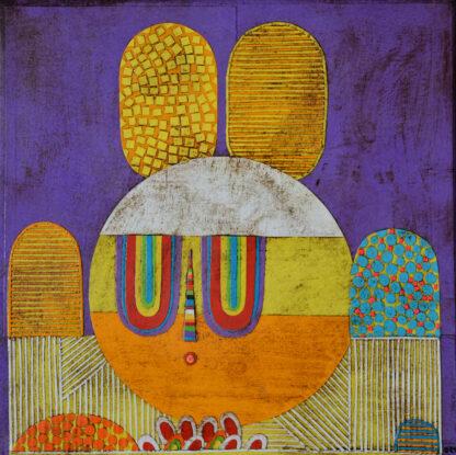 Gustavo Ortiz - Yellow Rabbit II